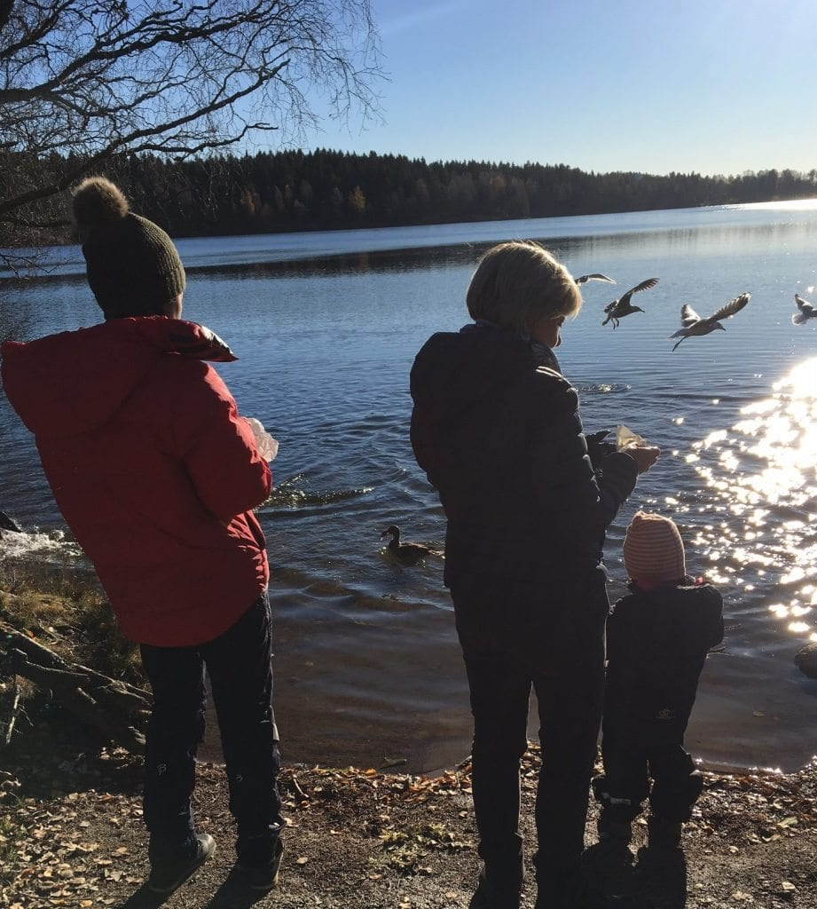 dyanne-naomi-and-tante-inger-at-sognsvann-cropped